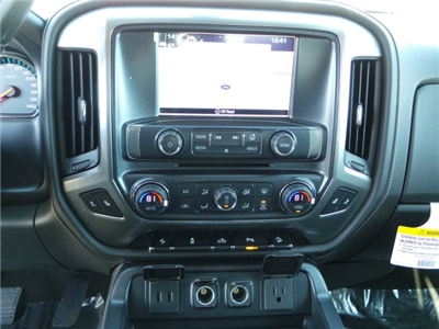 2018 Silverado 2500 Crew Cab 4x4, Pickup #18204 - photo 19
