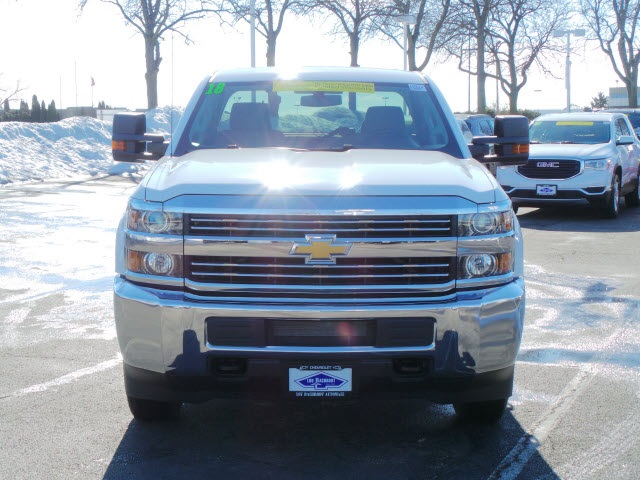 2018 Silverado 2500 Double Cab 4x4, Pickup #18212 - photo 6