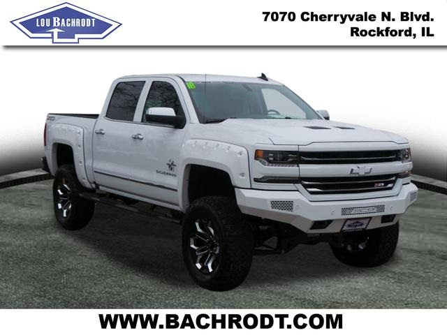 2018 Silverado 1500 Crew Cab 4x4,  Pickup #18215 - photo 3