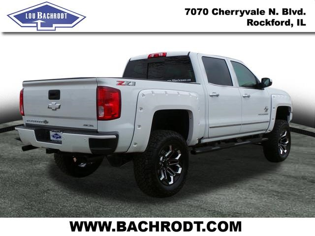 2018 Silverado 1500 Crew Cab 4x4, Pickup #18215 - photo 4