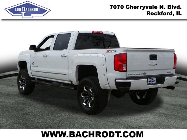 2018 Silverado 1500 Crew Cab 4x4,  Pickup #18215 - photo 2