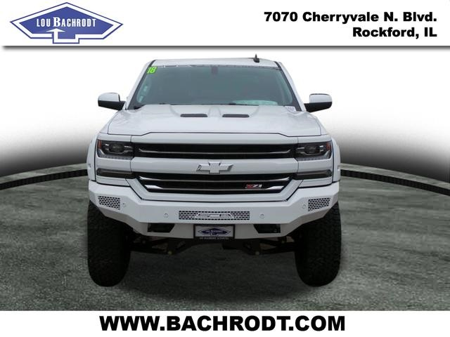 2018 Silverado 1500 Crew Cab 4x4,  Pickup #18215 - photo 6