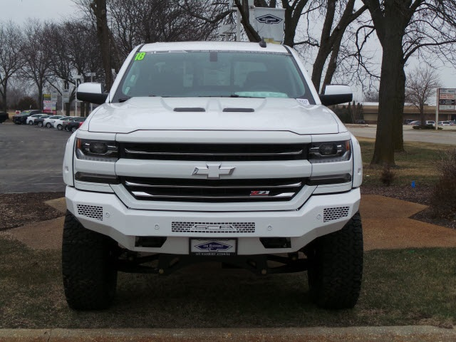 2018 Silverado 1500 Crew Cab 4x4, Pickup #18215 - photo 12