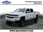 2018 Silverado 1500 Crew Cab 4x4,  Pickup #18215 - photo 1