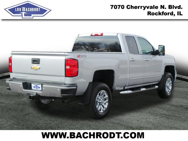 2018 Silverado 2500 Double Cab 4x4, Pickup #18216 - photo 4