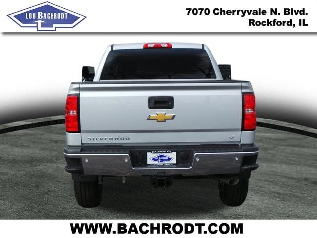 2018 Silverado 2500 Double Cab 4x4, Pickup #18216 - photo 5