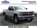 2018 Silverado 2500 Double Cab 4x4, Pickup #18216 - photo 3