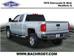 2018 Silverado 2500 Double Cab 4x4, Pickup #18216 - photo 2
