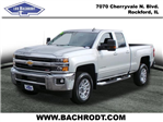 2018 Silverado 2500 Double Cab 4x4, Pickup #18216 - photo 1