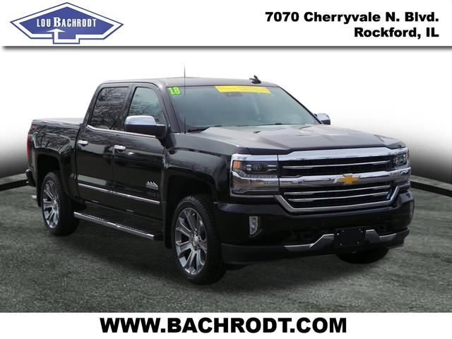 2018 Silverado 1500 Crew Cab 4x4,  Pickup #18217 - photo 3