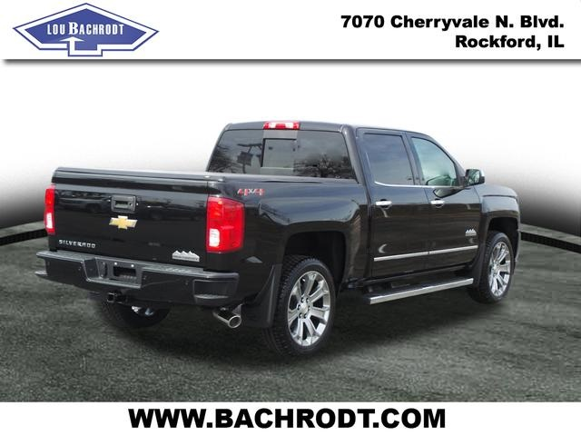 2018 Silverado 1500 Crew Cab 4x4,  Pickup #18217 - photo 4