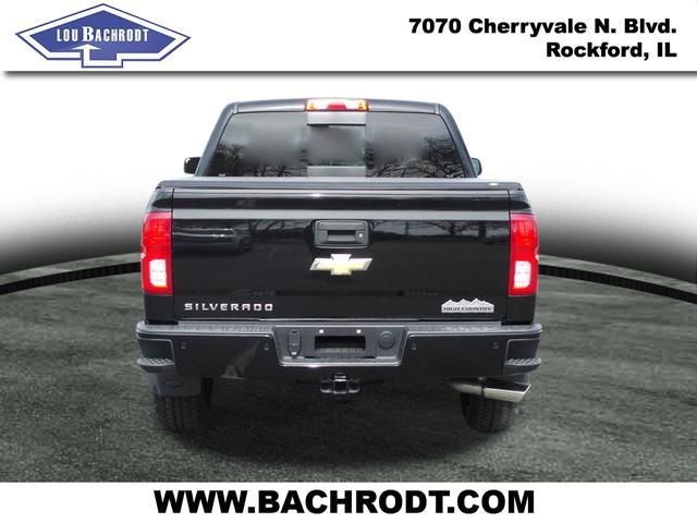 2018 Silverado 1500 Crew Cab 4x4,  Pickup #18217 - photo 5