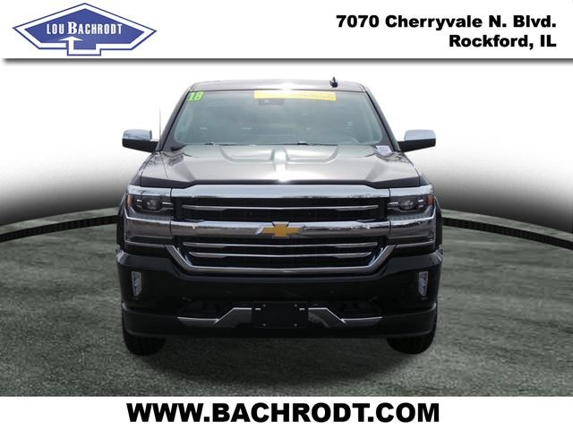 2018 Silverado 1500 Crew Cab 4x4,  Pickup #18217 - photo 6