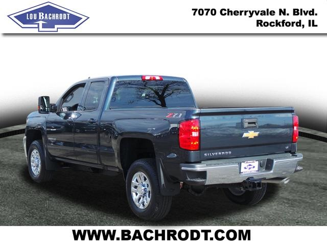 2018 Silverado 2500 Double Cab 4x4, Pickup #18218 - photo 2