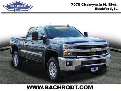 2018 Silverado 2500 Double Cab 4x4, Pickup #18218 - photo 3