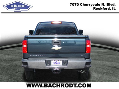 2018 Silverado 2500 Double Cab 4x4, Pickup #18218 - photo 5