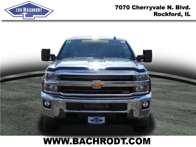 2018 Silverado 2500 Double Cab 4x4, Pickup #18218 - photo 6