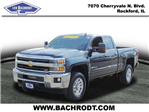 2018 Silverado 2500 Double Cab 4x4, Pickup #18218 - photo 1