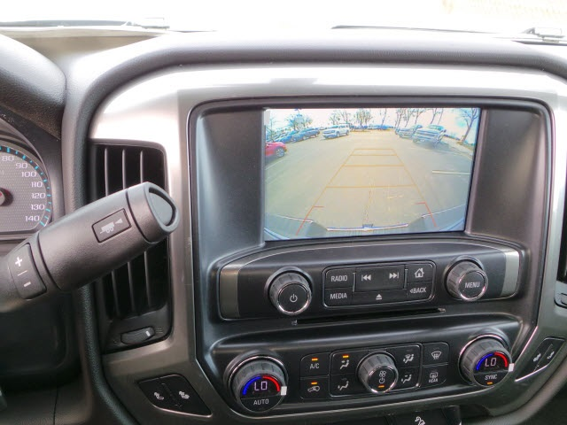 2018 Silverado 2500 Double Cab 4x4, Pickup #18220 - photo 21