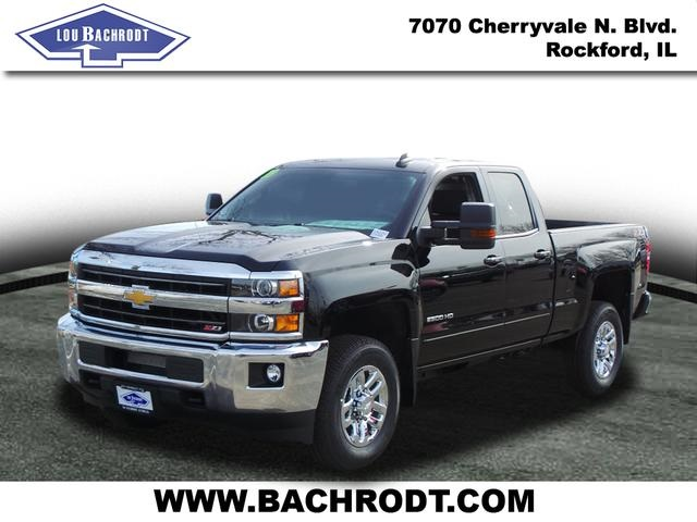 2018 Silverado 2500 Double Cab 4x4, Pickup #18220 - photo 1