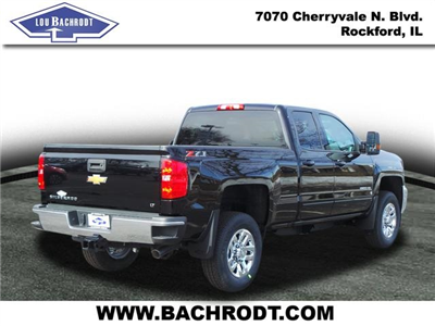 2018 Silverado 2500 Double Cab 4x4, Pickup #18220 - photo 4