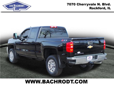 2018 Silverado 2500 Double Cab 4x4, Pickup #18220 - photo 2
