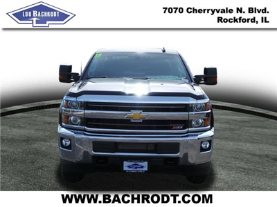 2018 Silverado 2500 Double Cab 4x4, Pickup #18220 - photo 6