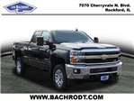 2018 Silverado 2500 Double Cab 4x4, Pickup #18220 - photo 3