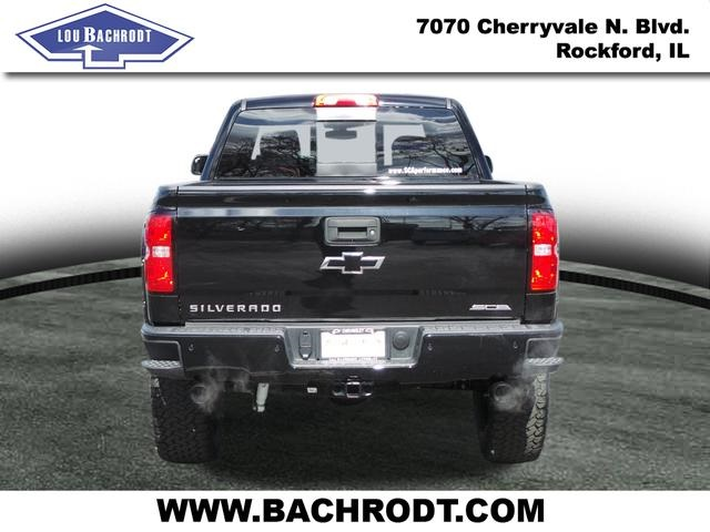 2018 Silverado 1500 Crew Cab 4x4,  Pickup #18222 - photo 5