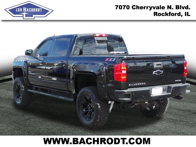 2018 Silverado 1500 Crew Cab 4x4,  Pickup #18222 - photo 2