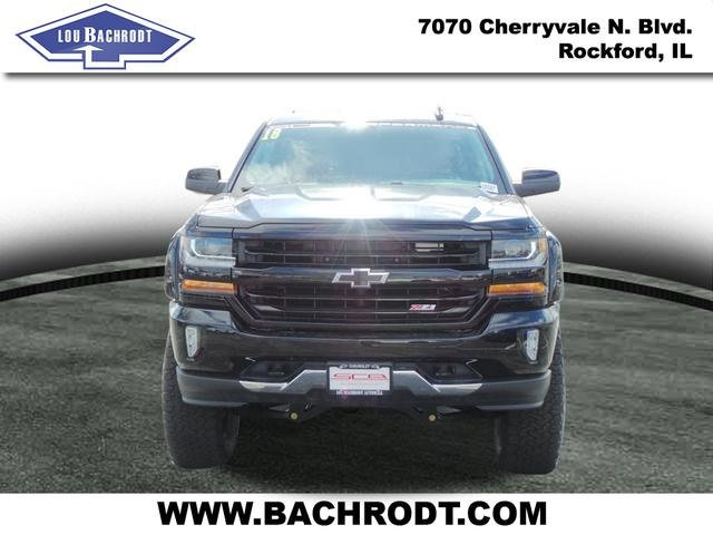 2018 Silverado 1500 Crew Cab 4x4,  Pickup #18222 - photo 6