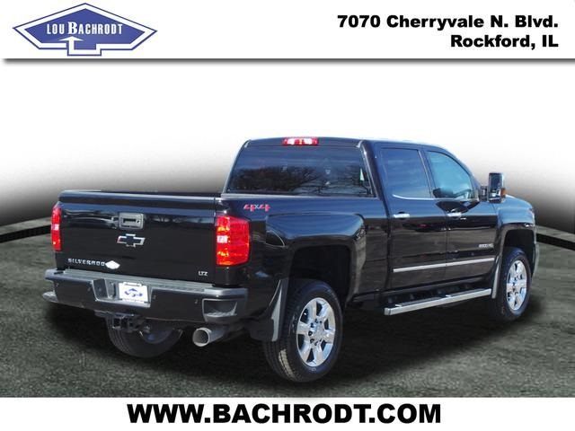 2018 Silverado 2500 Crew Cab 4x4, Pickup #18229 - photo 4