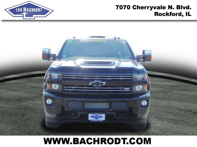 2018 Silverado 2500 Crew Cab 4x4, Pickup #18229 - photo 6