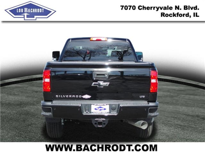 2018 Silverado 2500 Crew Cab 4x4, Pickup #18229 - photo 5