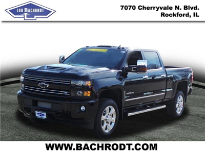 2018 Silverado 2500 Crew Cab 4x4, Pickup #18229 - photo 1