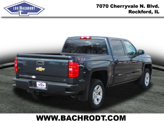 2018 Silverado 1500 Crew Cab 4x4, Pickup #18238 - photo 4