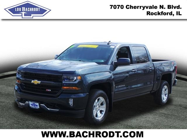 2018 Silverado 1500 Crew Cab 4x4, Pickup #18238 - photo 1