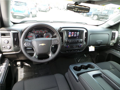 2018 Silverado 1500 Crew Cab 4x4, Pickup #18238 - photo 10