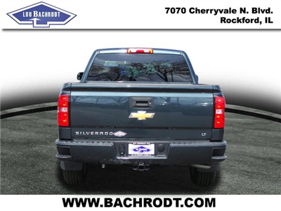 2018 Silverado 1500 Crew Cab 4x4, Pickup #18238 - photo 5