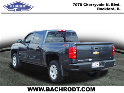 2018 Silverado 1500 Crew Cab 4x4, Pickup #18238 - photo 2