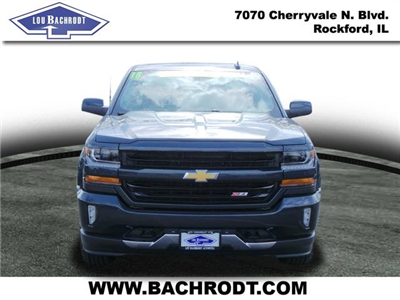 2018 Silverado 1500 Crew Cab 4x4, Pickup #18238 - photo 6