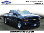 2018 Silverado 1500 Crew Cab 4x4, Pickup #18238 - photo 3