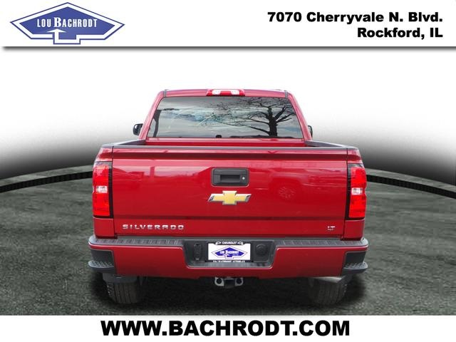 2018 Silverado 1500 Double Cab 4x4,  Pickup #18261 - photo 5