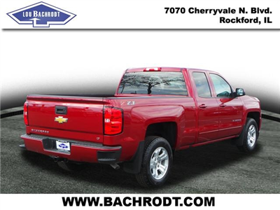 2018 Silverado 1500 Double Cab 4x4, Pickup #18261 - photo 4