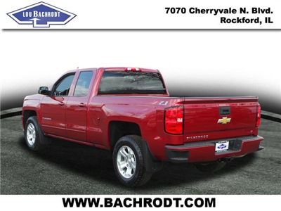 2018 Silverado 1500 Double Cab 4x4, Pickup #18261 - photo 2