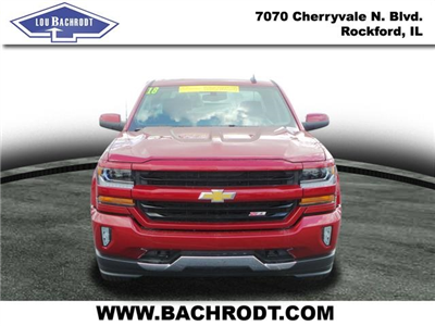 2018 Silverado 1500 Double Cab 4x4, Pickup #18261 - photo 6