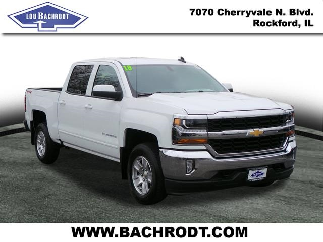 2018 Silverado 1500 Crew Cab 4x4,  Pickup #18267 - photo 3