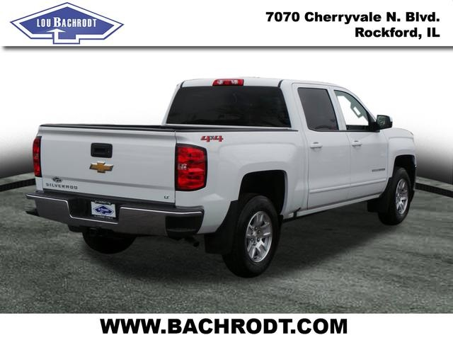 2018 Silverado 1500 Crew Cab 4x4,  Pickup #18267 - photo 4