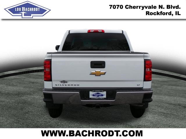 2018 Silverado 1500 Crew Cab 4x4,  Pickup #18267 - photo 5