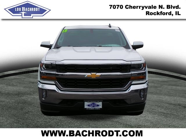 2018 Silverado 1500 Crew Cab 4x4,  Pickup #18267 - photo 6
